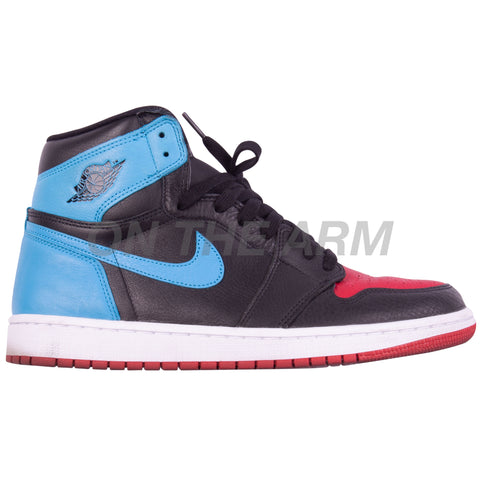 Nike NC to Chi Air Jordan 1 USED