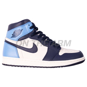 Nike Obsidian Air Jordan 1 USED