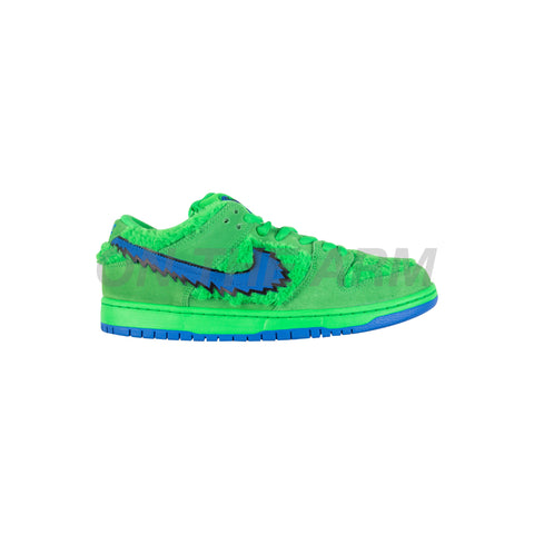 Nike SB Green Grateful Dead Dunk Low Pro QS