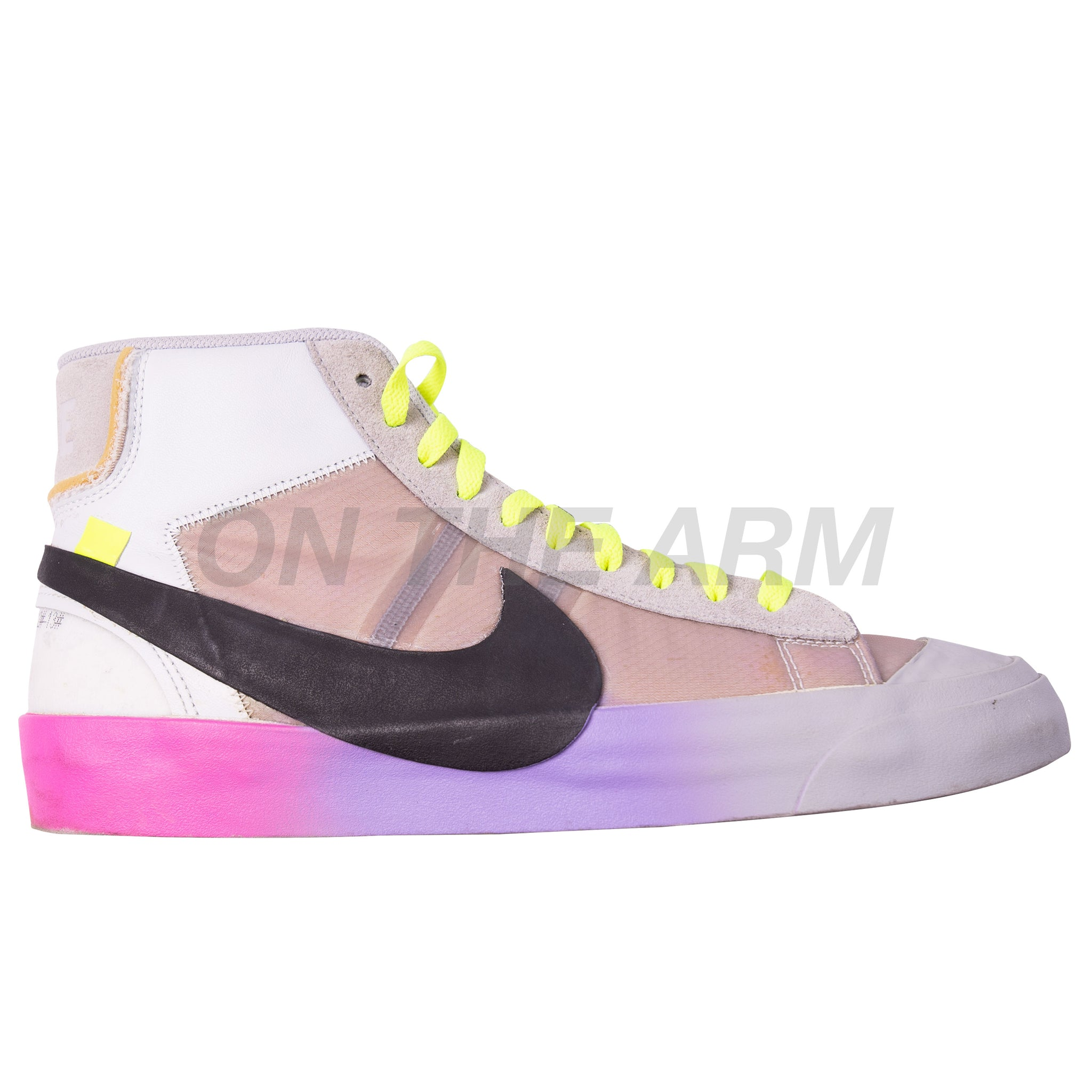 Nike Serena Williams Off-White Blazer Mid USED