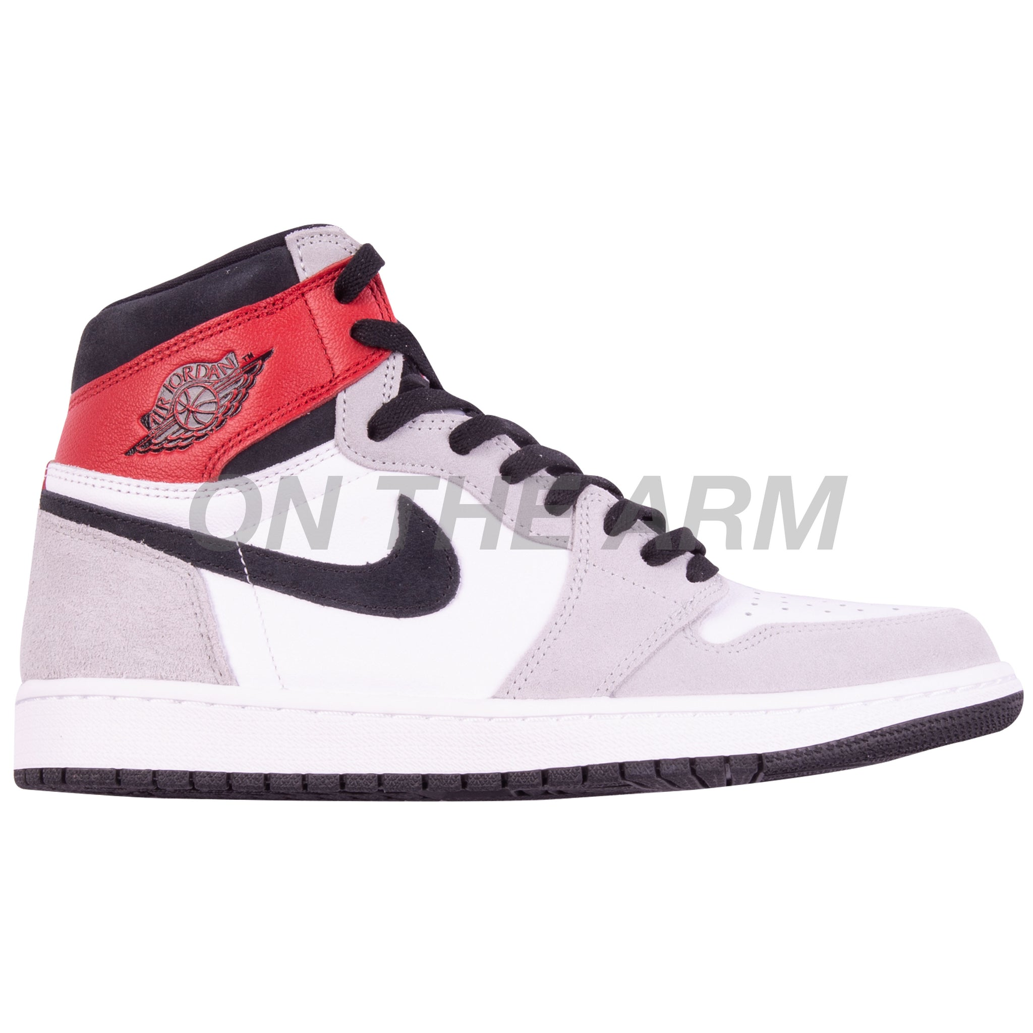 Nike Smoke Grey Air Jordan 1