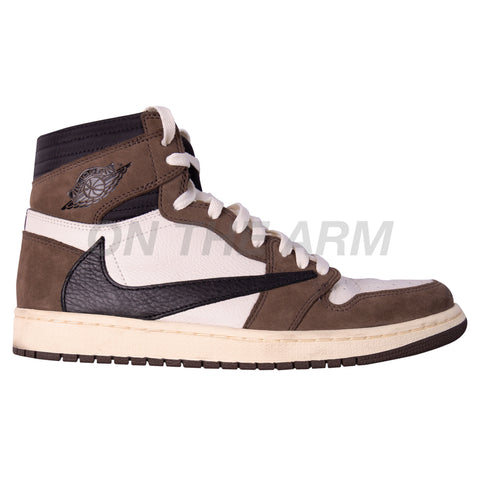 Nike Travis Scott Air Jordan 1 USED