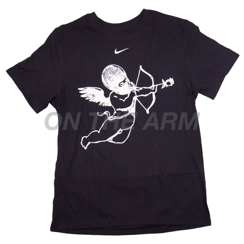 Nike Black Certified Lover Boy Cherub Tee