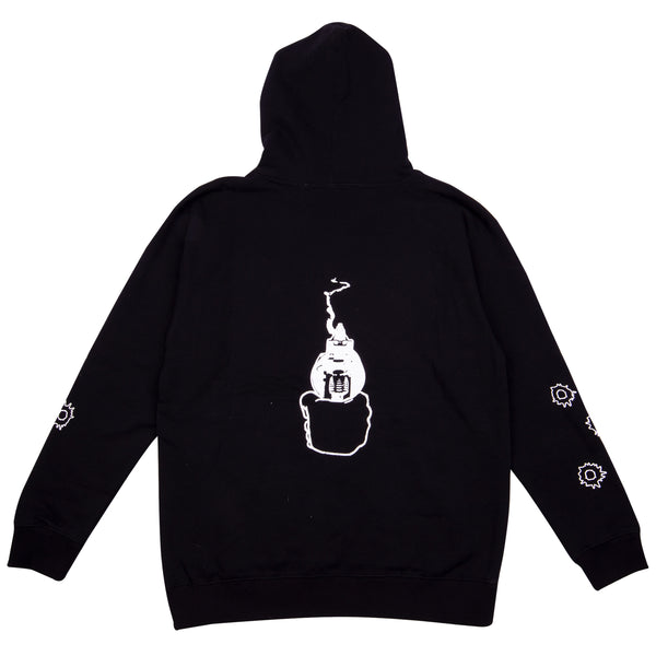 OTA Black Shoot Back Hoodie