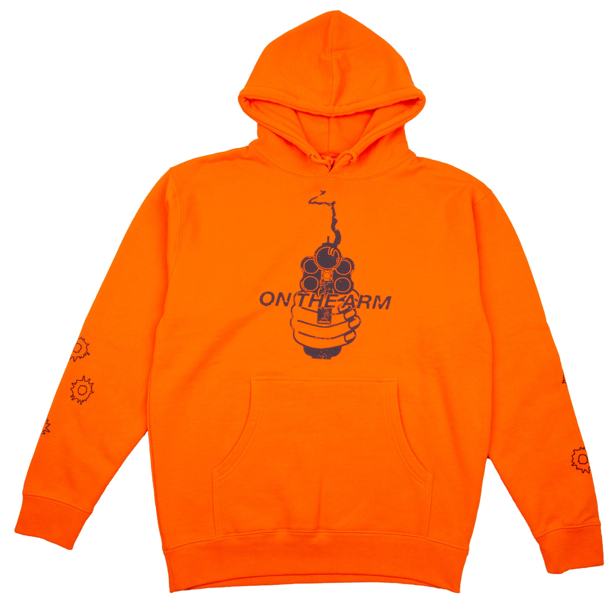 OTA Safety Orange Shoot Back Hoodie