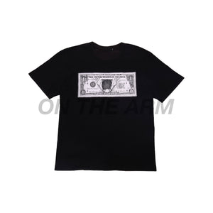OriginalFake Black Kaws Dollar Tee