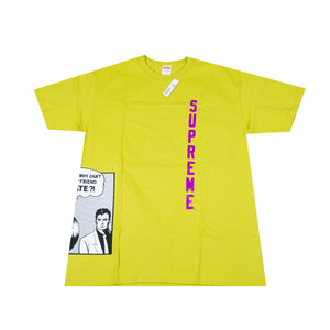 Supreme Pea Green Thrasher Tee