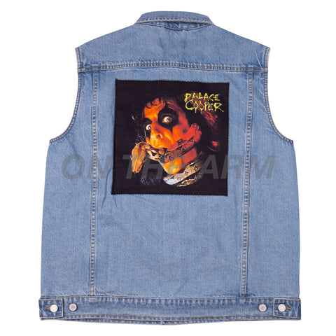 Palace Denim Alice Cooper Vest