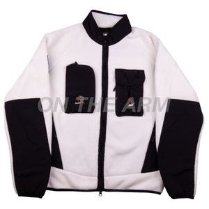 Palace Icy White/Black Go Go Jacket