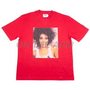 Palace Red Whitney Houston Tee