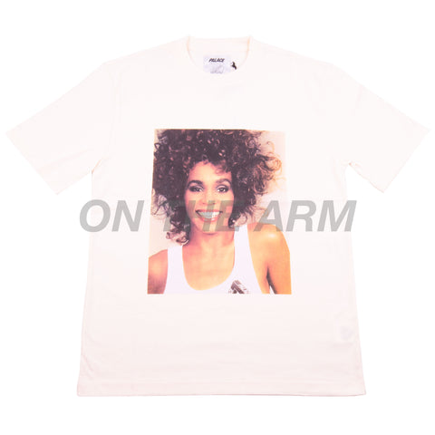 Palace White Whitney Houston Tee