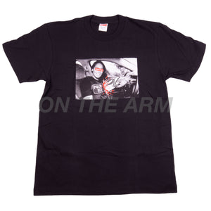 Supreme Black Antihero ICE Tee
