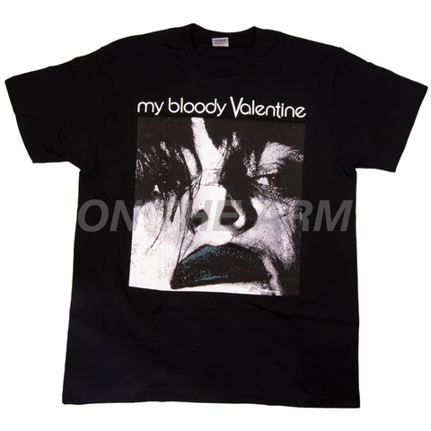 Supreme Black My Bloody Valentine Tee