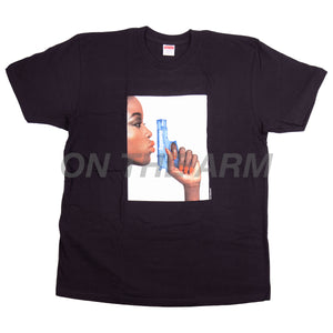 Supreme Black Water Gun Tee