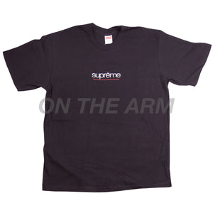 Supreme Black Five Boroughs Tee