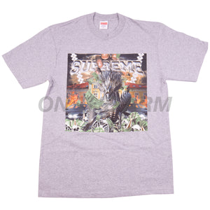 Supreme Grey Dragon Tee