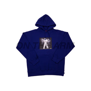 Supreme Midnight Royal Leigh Bowery Hoodie