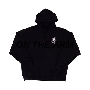 Travis Scott Black No Loitering Hoodie