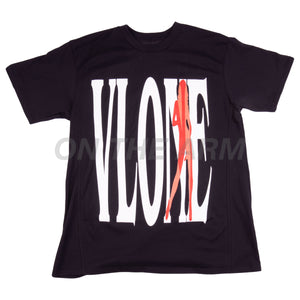 VLONE Black Vice City Tee