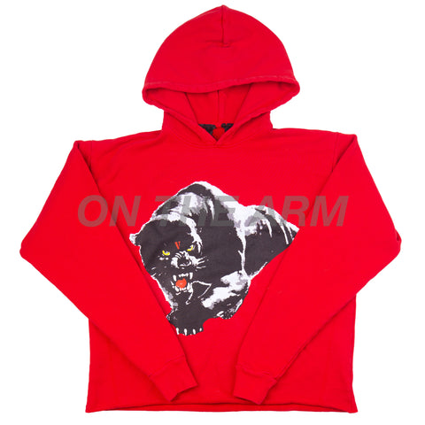 VLONE Red Panther Hoodie (ATL EXCLUSIVE)
