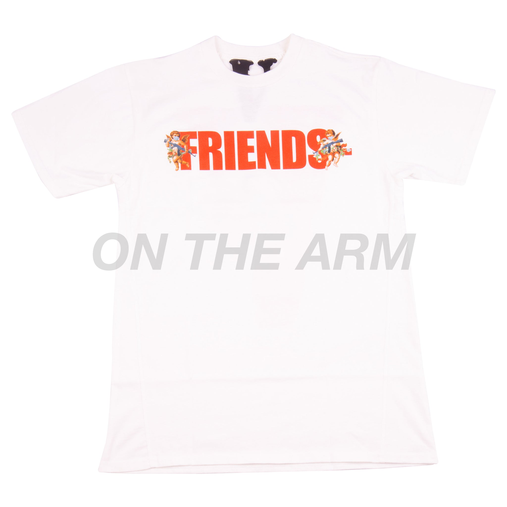 VLONE White Angels Friends Tee