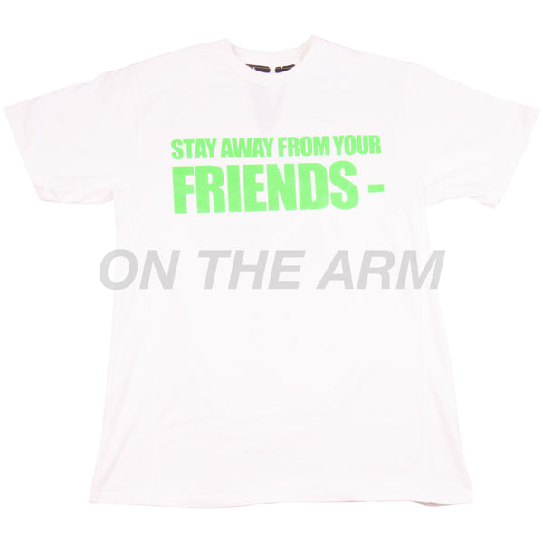 VLONE White Good Friends Tee