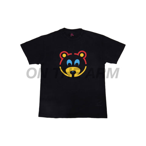 Vintage Black Kanye West Bear Outline Tee