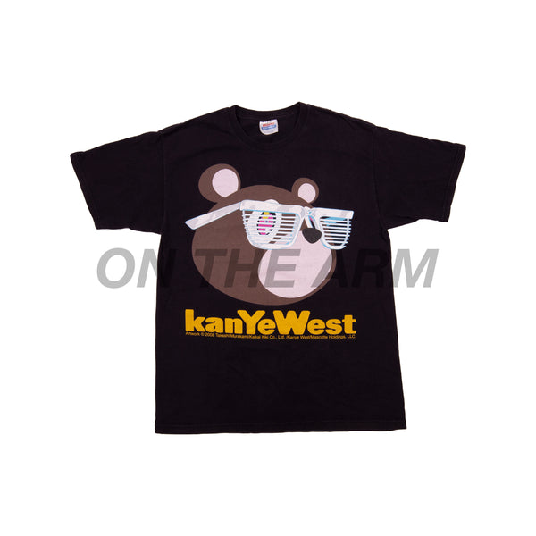 Vintage Black Kanye West Graduation Tee