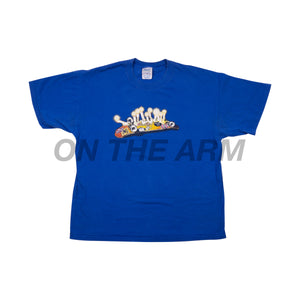 Vintage Blue Vans 2004 Warped Tour Tee