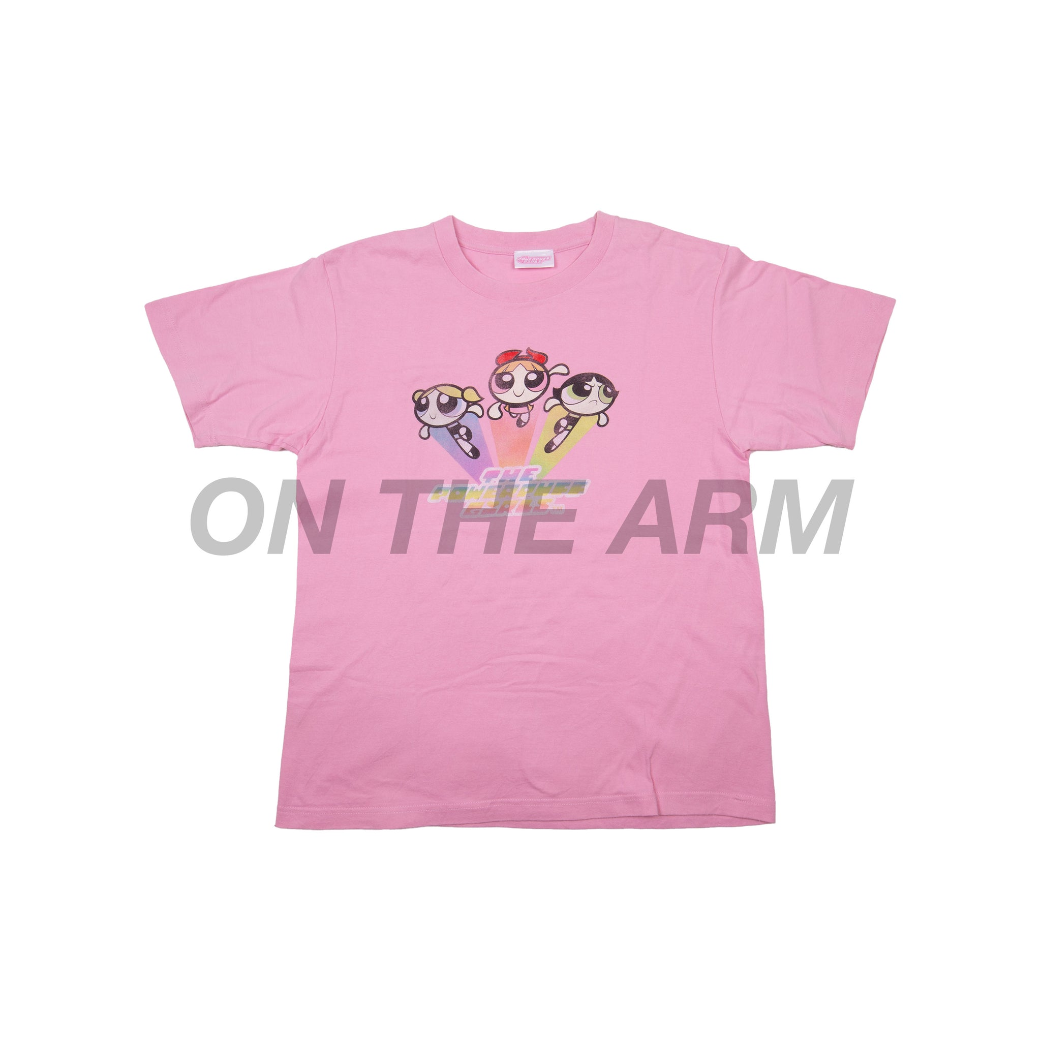 Vintage Pink Powerpuff Girls Tee