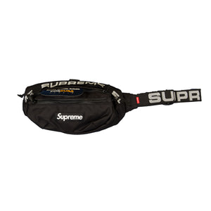 Supreme Black SS18 Waist Bag
