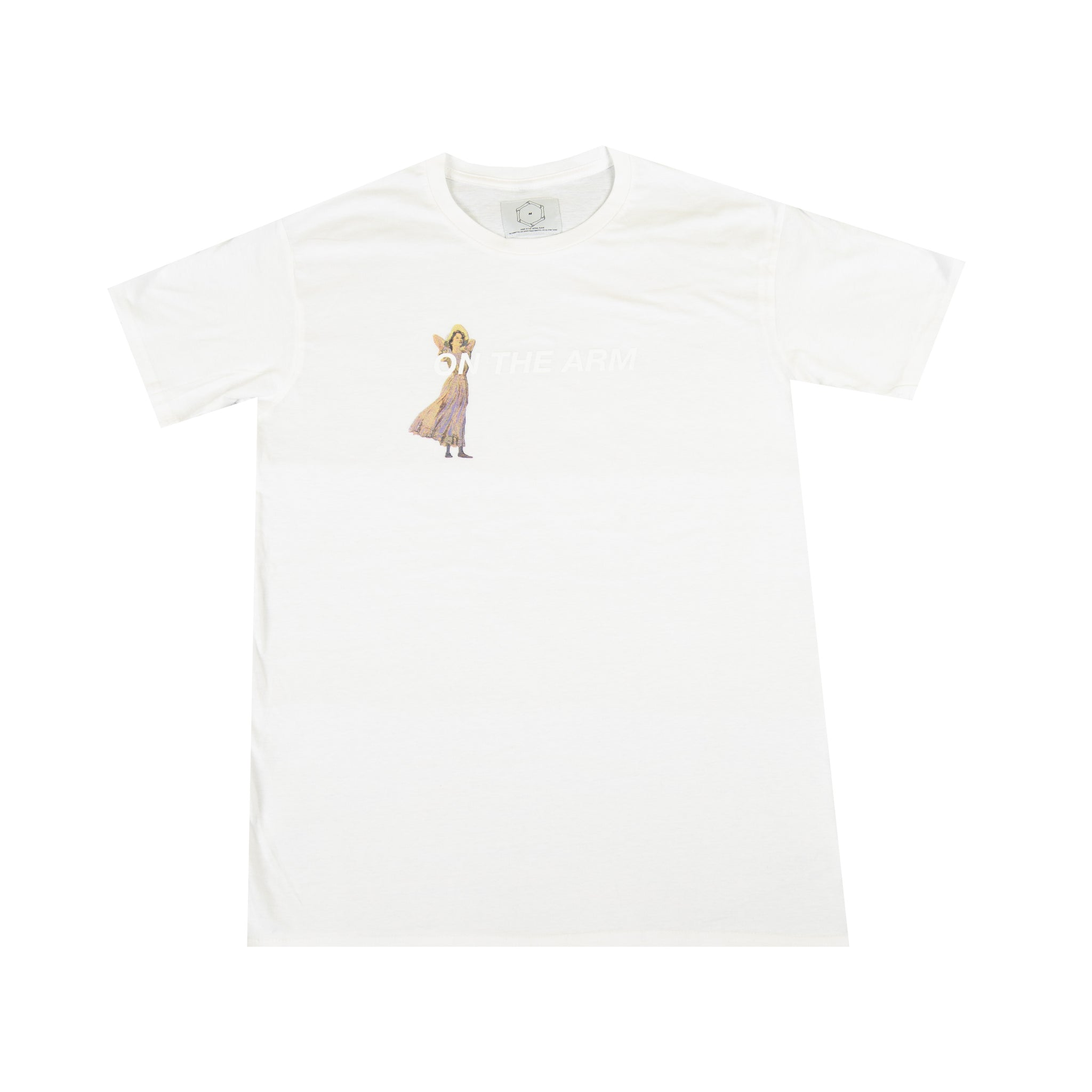 OTA White Beautiful Day Tee