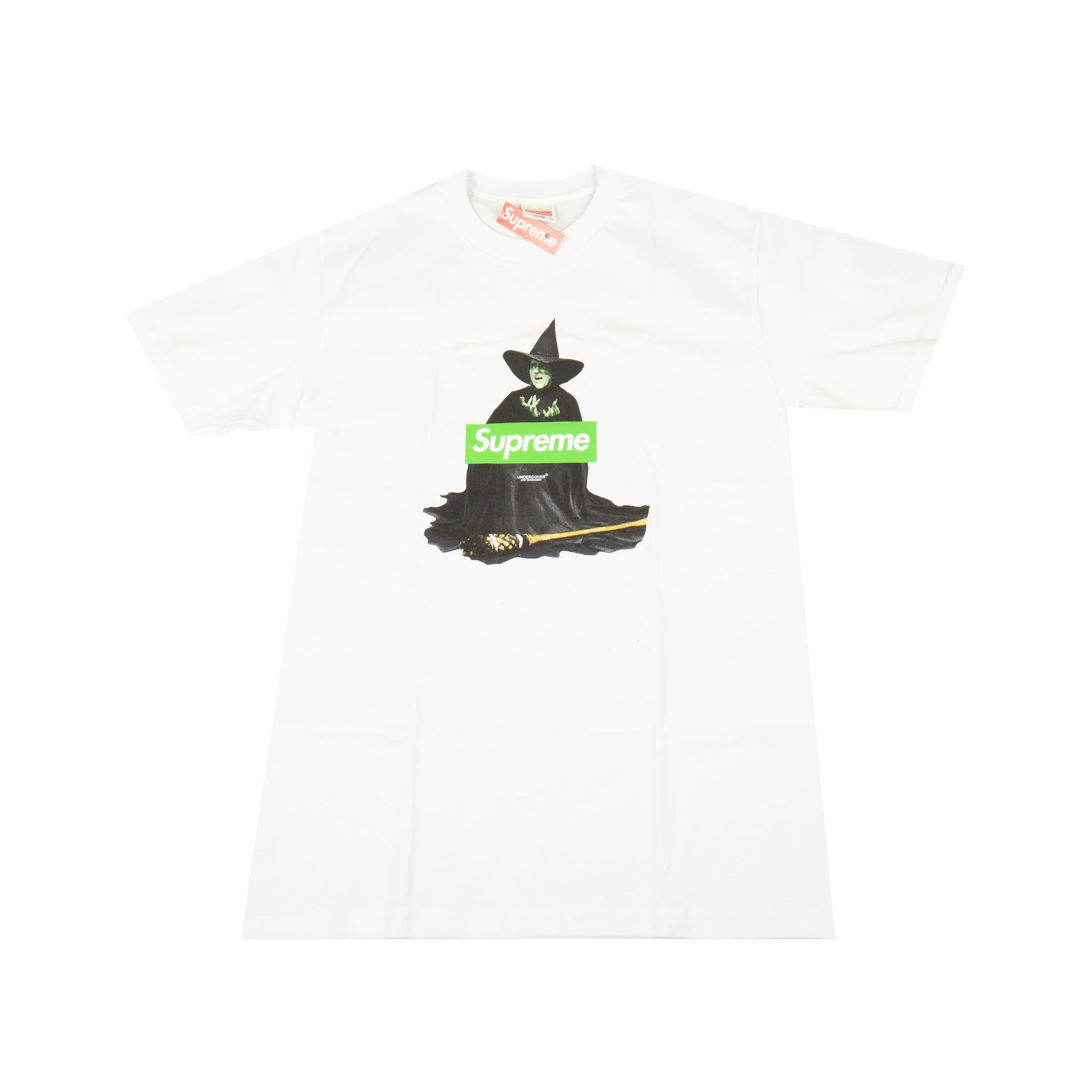Supreme White Undercover Witch Tee