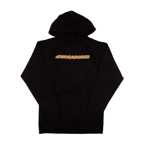 Anti Social Social Club Black JDM Hoodie
