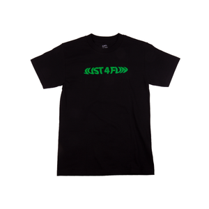 Anti Social Social Club Black Just 4 Fun Tee