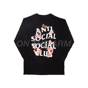 Anti Social Social Club Black Kkocch L/S