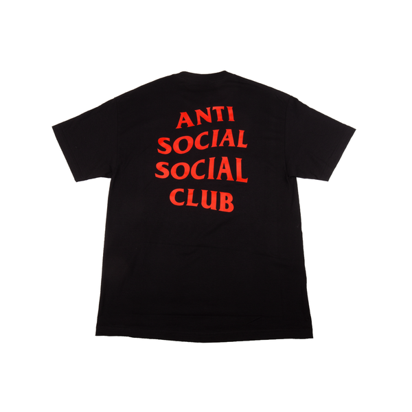 Anti Social Social Club Black Lies Tee