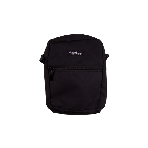 Anti Social Social Club Black Shoulder Bag