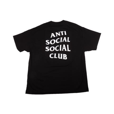 Anti Social Social Club Black Tee