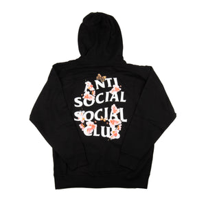 Anti Social Social Club Black Kkoch Hoodie