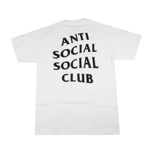 Anti Social Social Club White Logo Tee