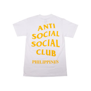 Anti Social Social Club White Philippines Tee