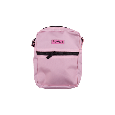 Anti Social Social Club Pink Shoulder Bag