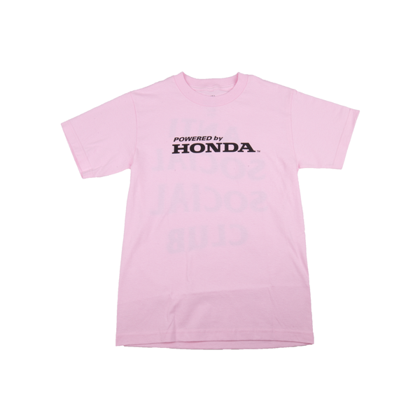 Anti Social Social Club Pink Power Honda Tee
