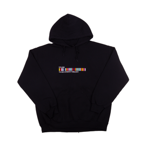 Astroworld Black Festival Run Hoodie