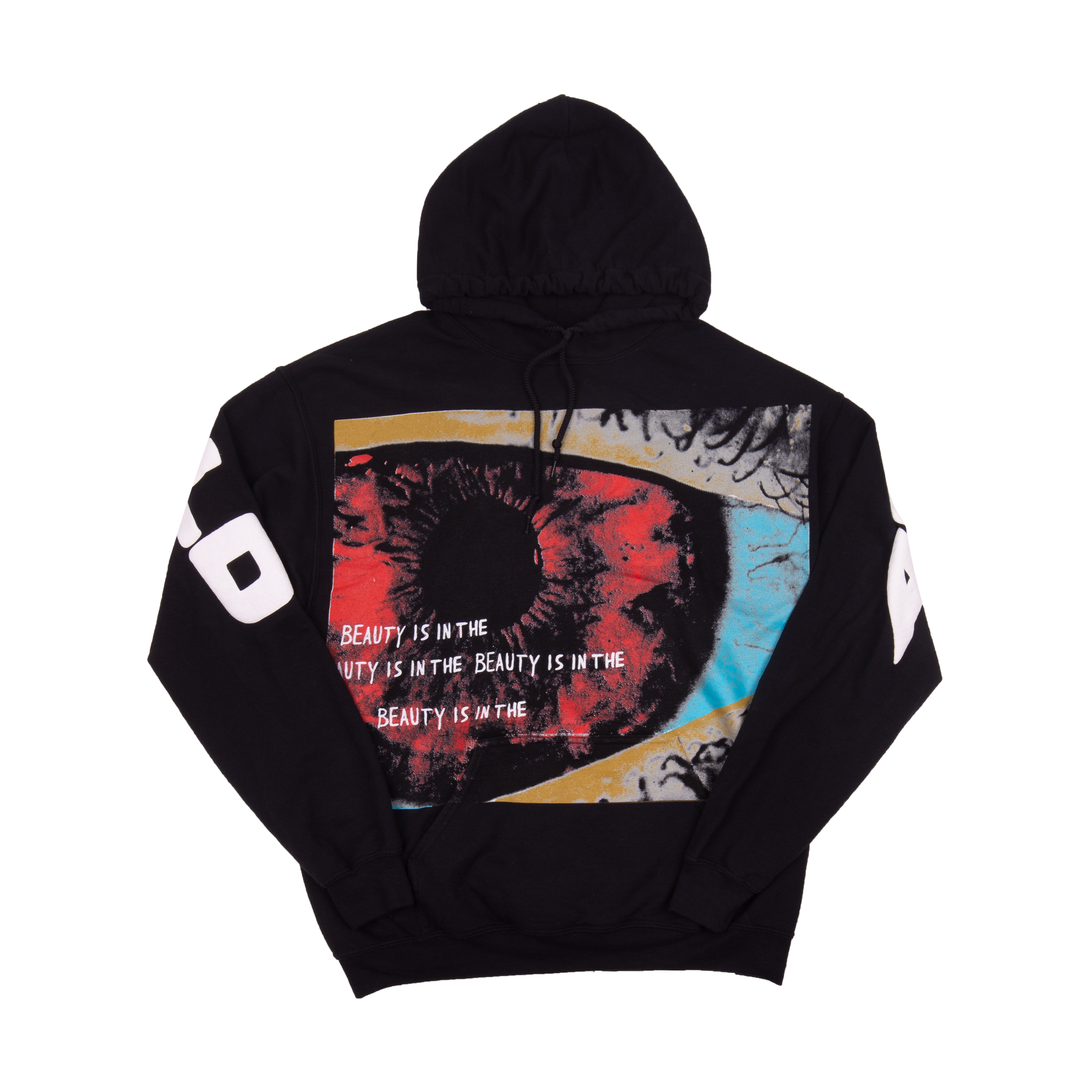 Astroworld Festival Black Beauty Hoodie