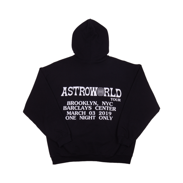 Astroworld Gimme The Loot Hoodie