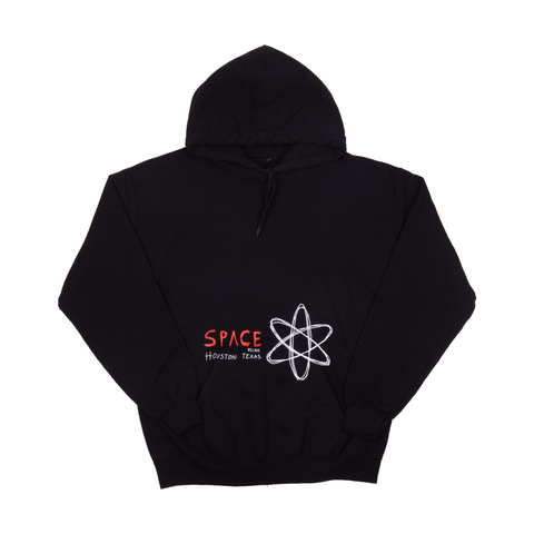 Travis Scott Black Space Village Hoodie