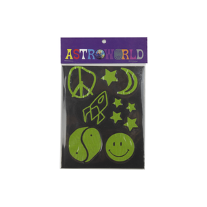 Astroworld Sticker Pack