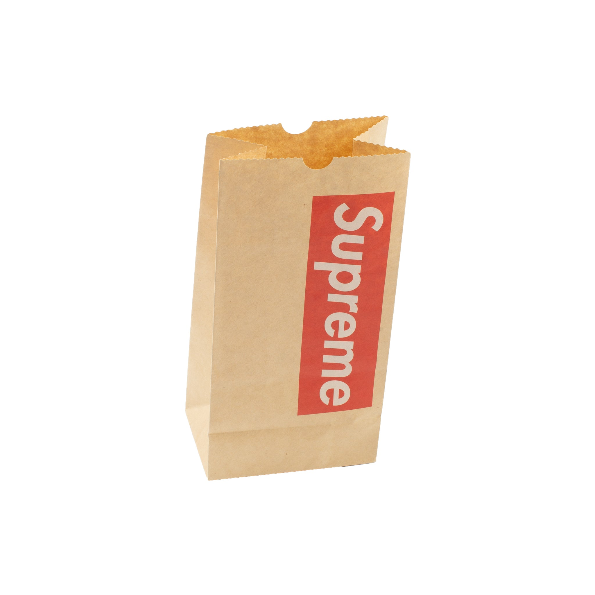 Supreme Tall Boy Paper Bag